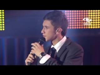 Золотой голос 23-летнего финалиста шоу