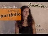 Camilla Von. MODEL ACTRESS, 1st ACTING PORTFOLIO (Emotions)