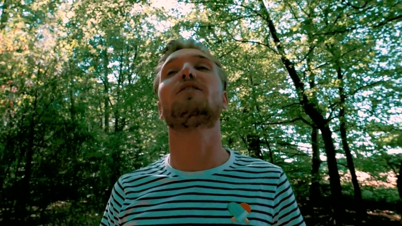Bastiaan takes MDA in the forest _ Drugslab