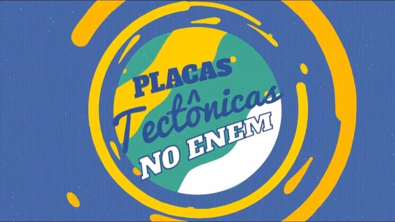 Placas Tectônicas no Enem - Brasil Escola