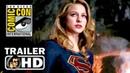 SUPERGIRL Season 4 Comic Con Trailer 2018 CW Superhero Series