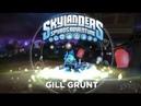 Skylanders Spyro's Adventure: Gill Grunt Trailer