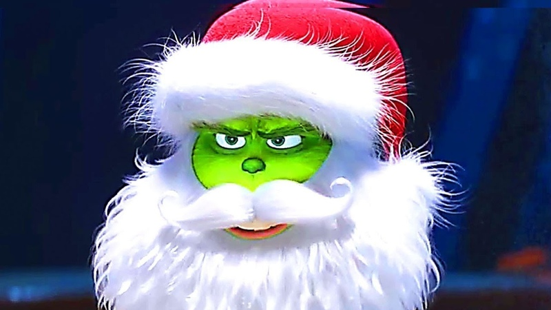 THE GRINCH Official Trailer 3 (2018) Animated Movie HD