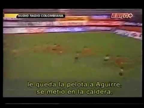 Peñarol Campeón de América 1987 Relato Colombiano y