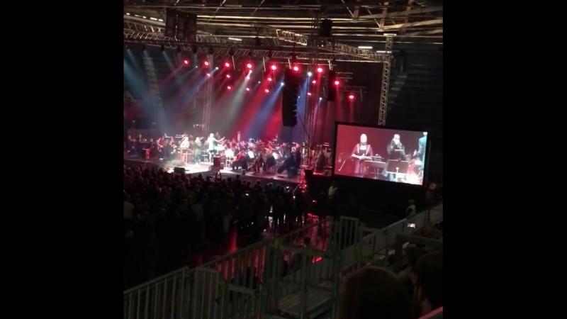 2018.09.07 Sonata Sinfonica - Alone (Oulun Energia-Areena) (1)
