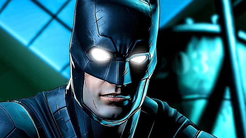 Batman: The Enemy Within The Telltale Series | New Trailer PS4 / Xbox One / PC