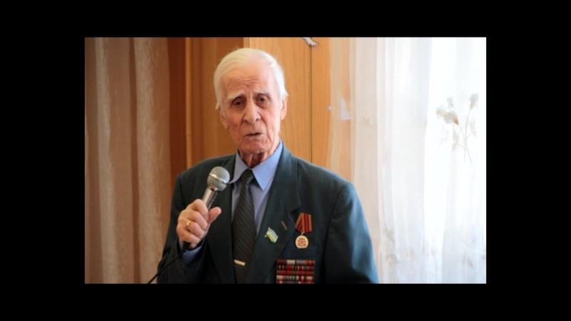 Ветеран Фарит Бикбулатов встретился с учениками 7-ой школы