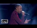 Wiley performs at the VO5 NME Awards 2017