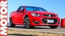 2017 Holden Commodore SS Ute Best Value Performance Car 2017 MOTOR