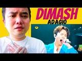 Dimash Kudaibergen (Димаш) - Adagio REACTION