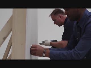 Инструмент для вырезания квадратных отверстий в стене