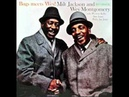 Delilah Milt Jackson and Wes Montgomery