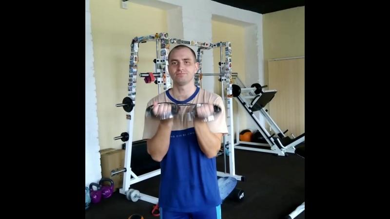 Разрабатываем и укрепляем плечевые локтевые и лучезапястные суставы