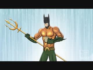 HISHE Aquaman – Because Im Batman