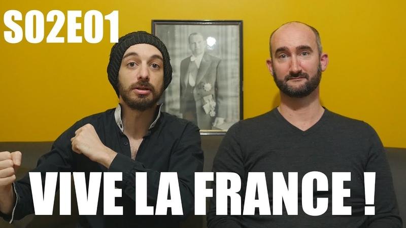 Castaner au tableau Marlène Schiappa dans les choux Vive la France S02E01