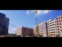 Видеоотчёт со строительства жилого дома 214 по ул Луначарского