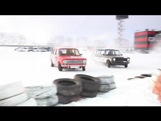 Winter Drift Battle | BIGUZ