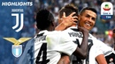 Juventus 2-0 Lazio Great Pjanic Goal Seals 2nd Win for Juve! Serie A