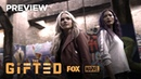 Preview A Hard Time Is Coming For Mutants Season 2 THE GIFTED
