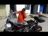 .дополнительное  Видео   про т Кавасаки   Вулкан  2000......измерение  электро  показаний..