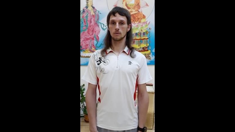 Инструктор Евгений Ветчинин приглашает на День открытых дверей