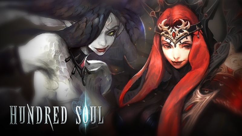 Hundred Soul - Black Ash Volcano Gameplay - Android on PC - Mobile - F2P - AsiaEN
