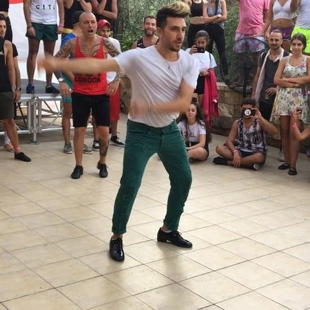 "Pablito Stellato on Instagram: ""❌ SALSANAMÁ ❌ 🇮🇹 ⭐️PABLITO STYLE ⭐️🇮🇹 pablitostellato pablitostyle salsa salsanama workshop lebanon travel ..."