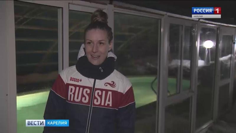 В Карелии готовятся к V Кубку мира по зимнему плаванию
