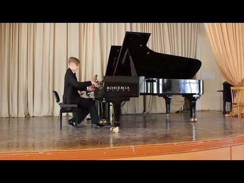 С. В. Рахманинов – Концерт для фортепиано с оркестром №2 – I ч.