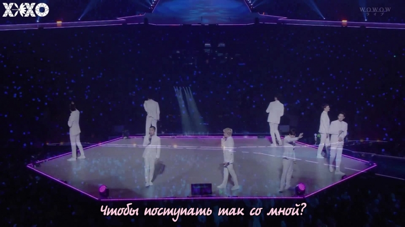 [РУСС. САБ] 180331 EXO PLANET 4 The ElyXiOn in Japan