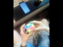 Сын собрал кубик Рубика 4*4