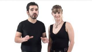 Academia de Baile - Chacarera Paso básico (Clase 3)