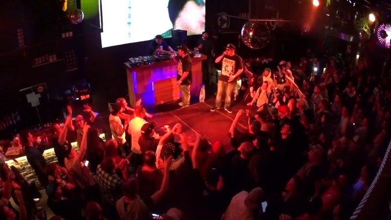 BAD BALANCE дали большой концерт в Москве, на котором ШeFF представил сольную пластинку Gangsta Jazz. (19 мая 2018 г.) (видео)