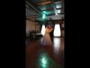 Танец Наташки с папой на свадьбе