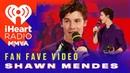 Shawn Mendes Wins Fan Fave Video   2018 iHeartRadio MMVA