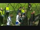 Розмова фанів з гравцями Динамо