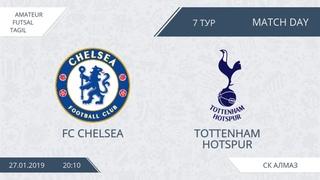 27.01.2018 Chelsea-Totenham.Nizhny Tagil. Afl.