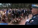 В честь 75-летия освобождения Брянска по улицам города прошел военный парад
