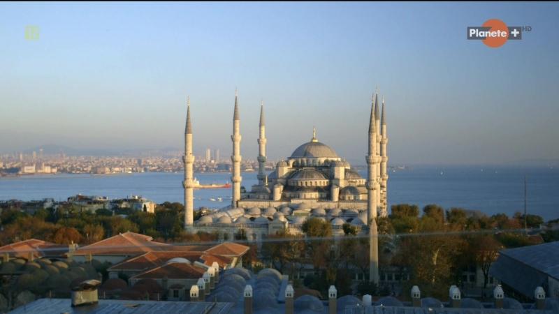 BBC Византий сказания о трёх городах Столица новой империи 3 серия из 3 2013 HD 1080