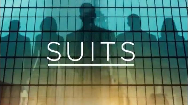 Форс-мажоры 8 сезон - Начальная заставка Suits Season 8 Opening Title Sequence