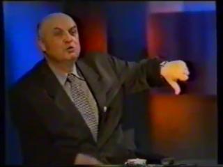 ЗНАНИЕ-ВЛАСТЬ или современная трагедия управления ГТРК Алтай 1999 часть 2