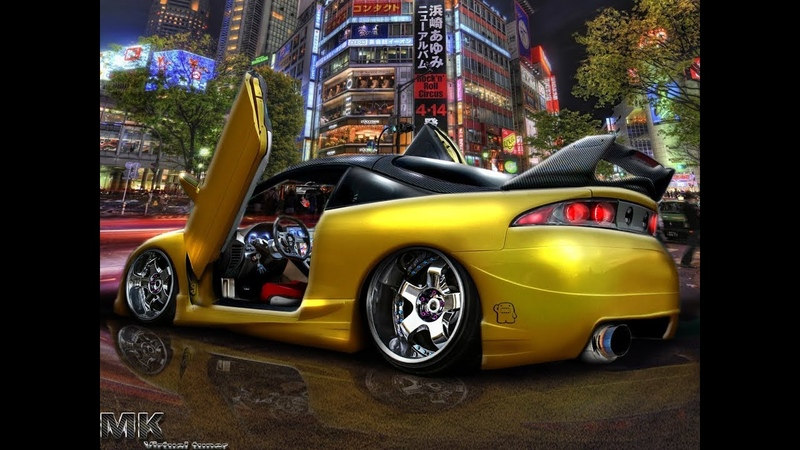 Need for Speed Underground 2 - Mitsubishi Motors Eclipse - Drift And Race