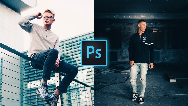 Pro Cinematic Color Grading | Photoshop Tutorial