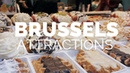 10 Top Tourist Attractions in Brussels Travel Video