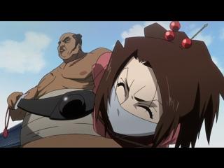 Samurai Champloo 12 серия