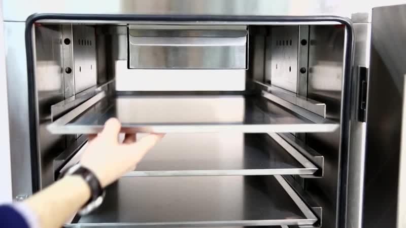 Шкаф тепловой сквозной с пароувлажнением LTHC-160T5