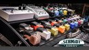 SCHMIDT ARRAY provides the giant board for the Joyo IRONMAN pedals