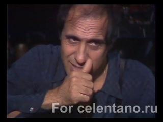 Adriano Celentano - Intervista dalla Russia (1987)