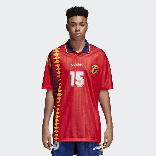 Футболка Spain