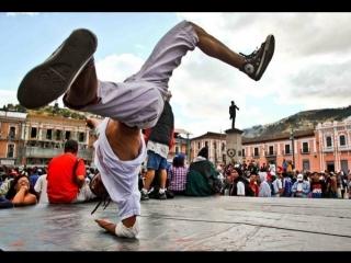 История брейкданса на арбате / Breakdance Arbat History (1986-2017)